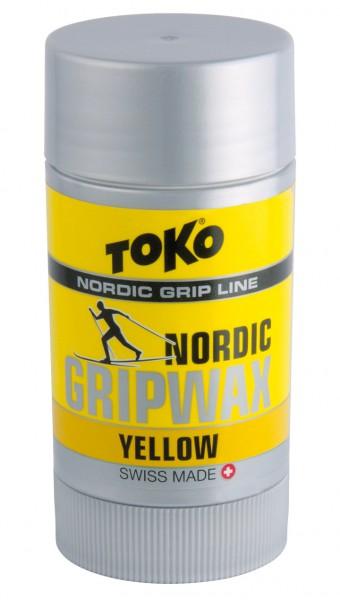 TOKO Nordic GripWax yellow